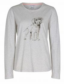 Cats&Dogs Pyjama Top Gr.38