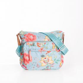 OILILY Shoulder Bag M Turquoise