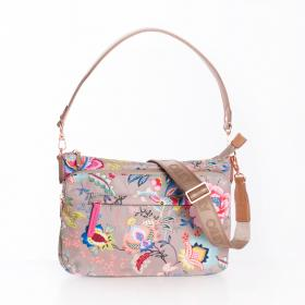 OILILY Flat Shoulder Bag M Dune