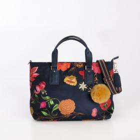 OILILY Handbag Navy Night